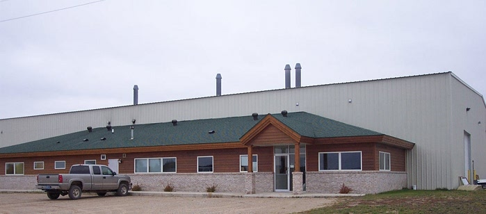 New facilities in Leroy, MI as of 1-1-1999